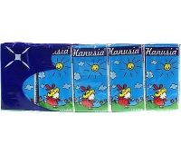 CHUSTECZKI 10X10 HANUSIA, Ręczniki papierowe i dozowniki, Artykuły higieniczne i dozowniki
