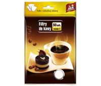 FILTRY DO KAWY ROZM.2 50szt JN, Herbata, kawa, Artykuły spożywcze