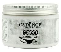 GESSO CADENCE 150ml WHITE, Decoupage, Artykuły dekoracyjne