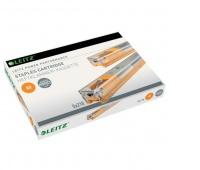 Kasetki ze zszywkami Leitz Power Performance K8, Zszywki, Drobne akcesoria biurowe