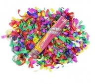 KONFETTI PNEUMATYCZNE MIX 30CM, Produkty kreatywne, Artykuły dekoracyjne