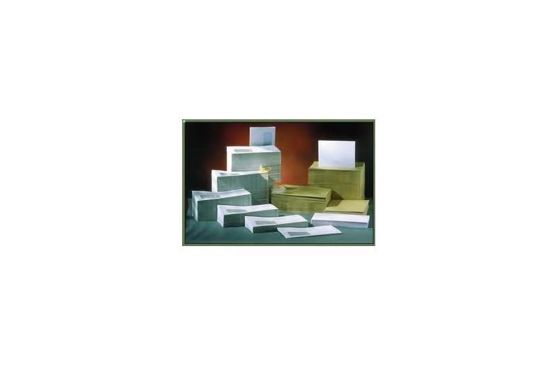 KOPERTA C6/5 NEVADA OKNO PRAWE 1000szt, Koperty, Koperty i akcesoria do wysyłek