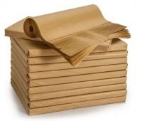 PAPIER PAKOWY SIARCZAN 70g/m2 105x126 /10kg/, Papier pakowy, Koperty i akcesoria do wysyłek
