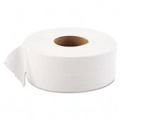 PAPIER TOALETOWY JUMBO BIAŁY COMFORT 19CM, Papiery toaletowe i dozowniki, Artykuły higieniczne i dozowniki