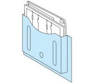 PRISMA KIESZEŃ SAMOPRZYLEPNA A4 SCHN-08963, Kieszonki samoprzylepne, Drobne akcesoria biurowe