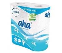RĘCZNIK KUCHENNY 2x23cm AHA 2-warstwowy, Ręczniki papierowe i dozowniki, Artykuły higieniczne i dozowniki