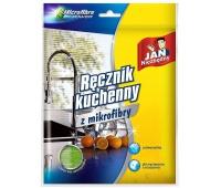 RĘCZNIK KUCHENNY Z MIKROFIBRY JN, Ręczniki papierowe i dozowniki, Artykuły higieniczne i dozowniki