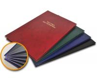 TECZKA DO PODPISU 12k, Teczki do podpisu i korespondencyjne, Archiwizacja dokumentów