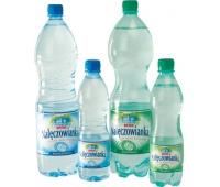 WODA NAŁĘCZOWIANKA GAZOWANA 0,5L., Woda, Artykuły spożywcze