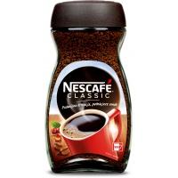 KAWA ROZPUSZCZALNA NESCAFE CLASSIC 200G, Artykuły spożywcze, Herbata, kawa