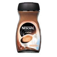 KAWA ROZPUSZCZALNA NESCAFE CREME SENSAZIONE 200G, Artykuły spożywcze, Herbata, kawa