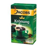 KAWA MIELONA JACOBS KRONUNG 250G, Artykuły spożywcze, Herbata, kawa