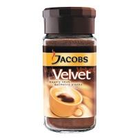 KAWA ROZPUSZCZALNA JACOBS VELVET 200G, Artykuły spożywcze, Herbata, kawa