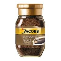 KAWA ROZPUSZCZALNA JACOBS CRONAT GOLD 200G, Artykuły spożywcze, Herbata, kawa