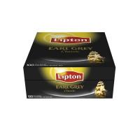 HERBATA LIPTON EARL GREY 100T, Artykuły spożywcze, Herbata, kawa