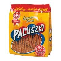 PALUSZKI LAJKONIK 200G, Artykuły spożywcze, Przekąski
