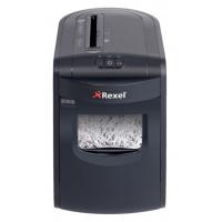 Niszczarka REXEL Mercury RES1523, paski, P-2, 15 kart., 23l, karty kredytowe/CD, czarna, Niszczarki, Urządzenia i maszyny biurowe