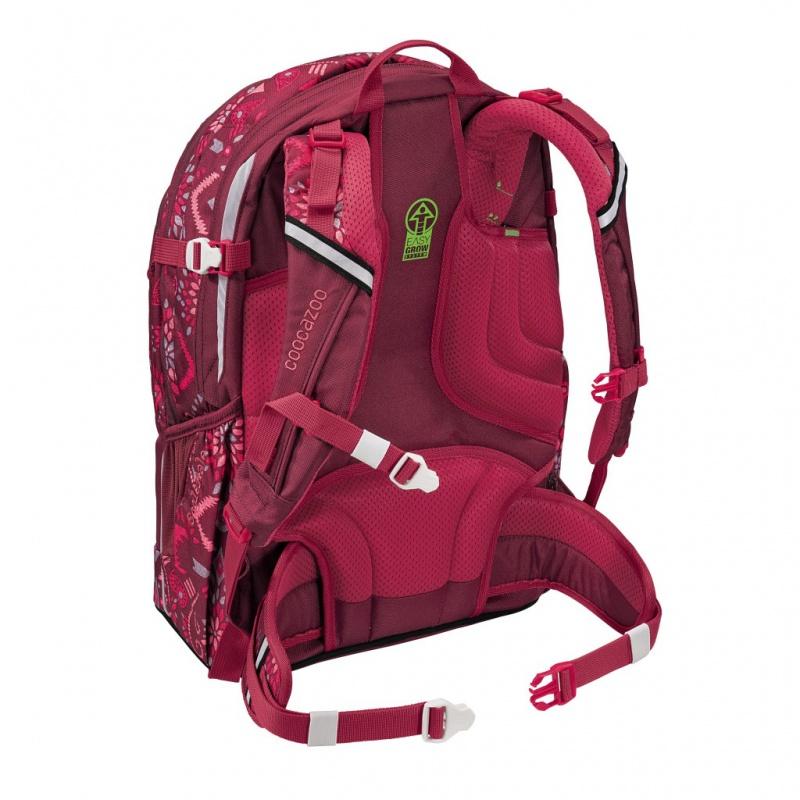 60251a1871755 ... PLECAK SZKOLNY COOCAZOO SCALERALE TRIBAL MELANGE SYSTEM MATCHPATCH,  Tornistry i plecaki, Do szkoły ...