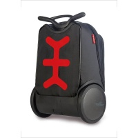 LEKKI PLECAK SZKOLNY NA KÓŁKACH NIKIDOMROLLER XL GOAL, Tornistry i plecaki, Do szkoły