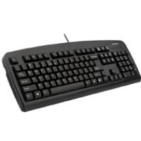 A4-Tech klawiatura EVO Stilo Black | PS/2, Klawiatury i myszki, Akcesoria komputerowe