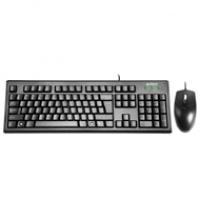 A4-Tech zestaw klawiatury KRS-8372 + mysz   USB, Myszki i klawiatury, Akcesoria komputerowe