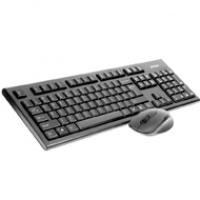 A4-Tech zestaw klawiatury KRS-8372 + mysz | nano USB | bezprzewodowa, Myszki i klawiatury, Akcesoria komputerowe