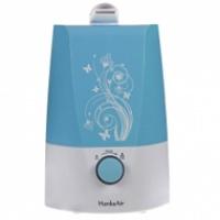 Art ultradzwiękowy nawilżacz powietrza HANKS AIR 3L - MAN BLUE, Nawilżacze powietrza, Wyposażenie biura