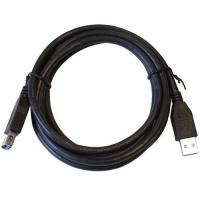Art kabel przedłużający do drukarki USB 3.0 A-A | 1.8m | black, Przedłużacze, listwy, zasilacze, UPSy, Urządzenia i maszyny biurowe