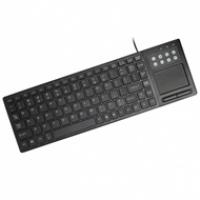 Art AK-68 klawiatura + touchpad| USB| black, Myszki i klawiatury, Akcesoria komputerowe