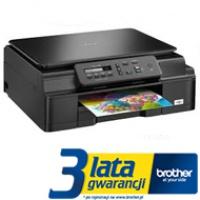 Urządzenie wielofunkcyjne Brother DCP-J105 A4 WiFi ink, Urządzenia wielofunkcyjne atramentowe, Urządzenia i maszyny biurowe