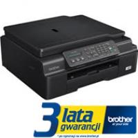 Urządzenie wielofunkcyjne Brother MFC-J200 A4 ink WiFi, Urządzenia wielofunkcyjne atramentowe, Urządzenia i maszyny biurowe