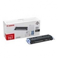 Toner Canon CRG707BK do LBP-5000/5100 | 2 500 str. | black, Tonery, Materiały eksploatacyjne