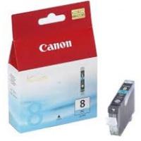 Tusz Canon CLI8PC do iP-6600/6700 | 13ml | photo cyan, Tusze, Materiały eksploatacyjne