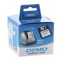 Dymo etykieta do drukarek LW 99015 biała, papierowa, 70mm/54mm, Etykiety do drukarek, Materiały eksploatacyjne