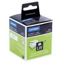 Dymo etykieta do drukarek LW 99010 | 89mm x 28mm | sprawdź S0722370_1, Etykiety do drukarek, Materiały eksploatacyjne