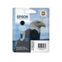 Tusz Epson T007 do Stylus Photo 1290/1290S/900/915 | 16ml | black, Tusze, Materiały eksploatacyjne