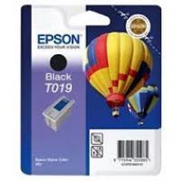 Tusz Epson T019 do Stylus Color 880/880TR | 24ml | black, Tusze, Materiały eksploatacyjne