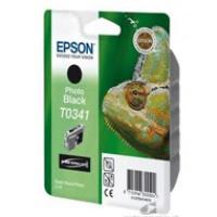Tusz Epson T0341 do Stylus Photo 2100 | 17ml | black, Tusze, Materiały eksploatacyjne