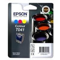 Tusz Epson T041 do Stylus C62, CX3200 | 37ml | CMY, Tusze, Materiały eksploatacyjne