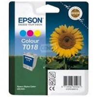 Tusz Epson T018 Stylus Color 680/685 | 37ml | CMY, Tusze, Materiały eksploatacyjne
