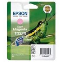 Tusz Epson T0335 do Stylus Photo 950 | 17ml | light magenta, Tusze, Materiały eksploatacyjne