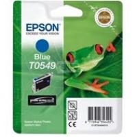 Tusz Epson T0549 do Stylus Photo R-800/1800 | 13ml | blue, Tusze, Materiały eksploatacyjne