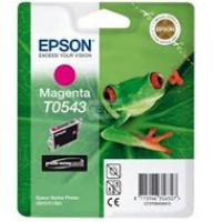 Tusz Epson T0543 do Stylus Photo R-800/1800 | 13ml | magenta, Tusze, Materiały eksploatacyjne