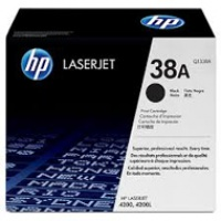 Toner HP 38A do LaserJet 4200 | 12 000 str. | black, Tonery, Materiały eksploatacyjne