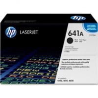 Toner HP 641A do Color LaserJet 4600/4650 | 9 000 str. | black, Tonery, Materiały eksploatacyjne