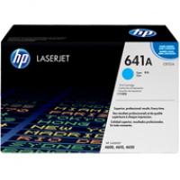Toner HP 641A do Color LaserJet 4600/4650 | 8 000 str. | cyan, Tonery, Materiały eksploatacyjne