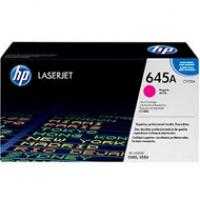 Toner HP 645A do Color LaserJet 5500/5550 | 12 000 str. | magenta, Tonery, Materiały eksploatacyjne