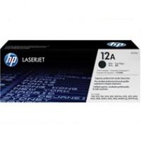 Toner HP 12A do LaserJet 1010/1012/1015/3052 | 2 000 str. | black, Tonery, Materiały eksploatacyjne