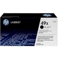 Toner HP 49X do LaserJet 1320/3390/3392 | 6 000 str. | black, Tonery, Materiały eksploatacyjne