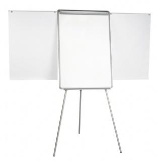 Flipchart na trójnogu BI-OFFICE, 70x102cm, tablica suchoś. -magn., z wyciąganymi ramionami, Flipcharty, Prezentacja